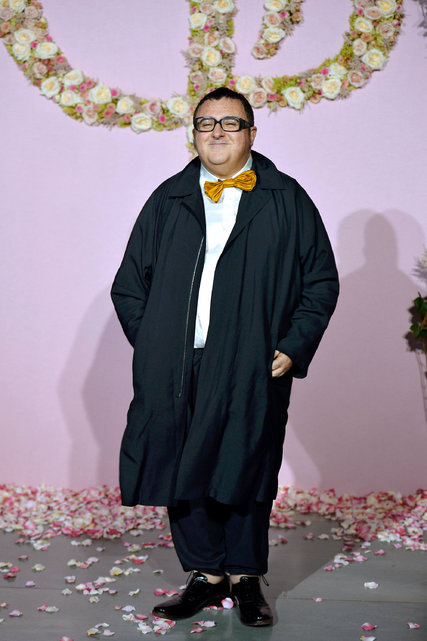"Alber Elbaz, formerly of Lanvin, is among a number of formerly feted designers currently ""exploring their options"" after leaving a big brand post. Credit Pascal Le Segretain"